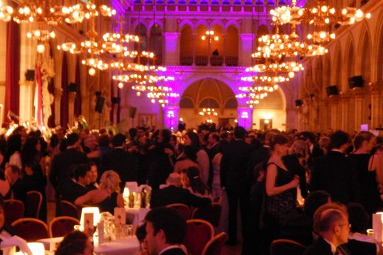 2020 Vienna Ball of Sciences: Sparkling Reception