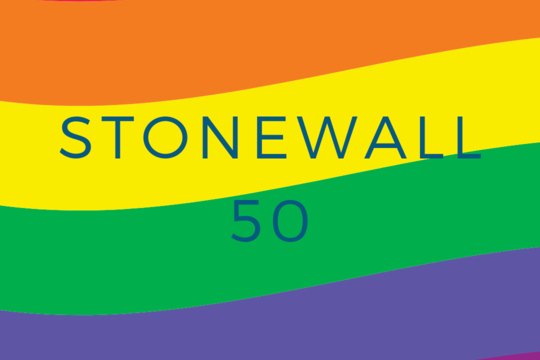 50-Year Anniversary of the Stonewall Riots