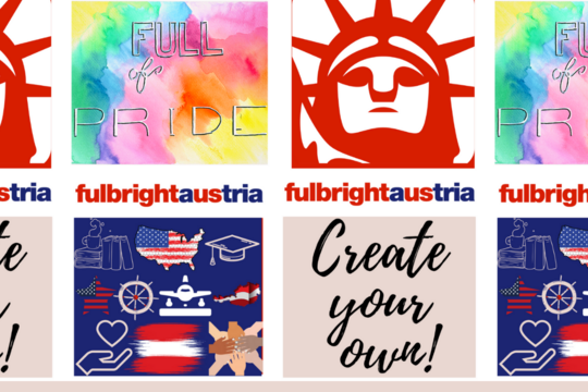 70th-Anniversary Competition: Fiddle with Fulbright Austria's Doodle
